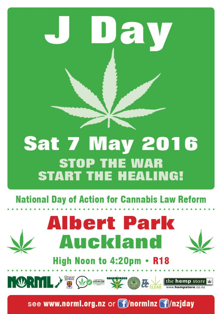 J Day 2016 Auckland