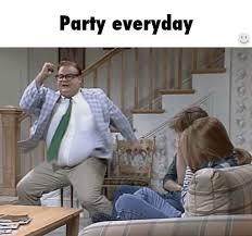 party fat man